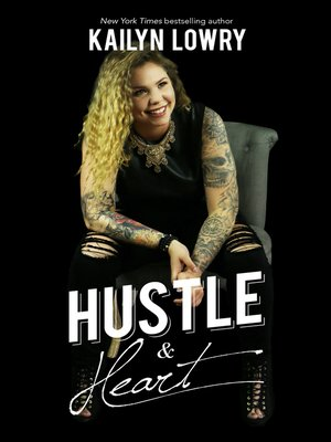 cover image of Hustle and Heart