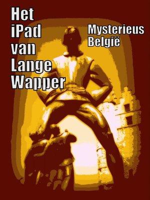 cover image of Het iPad van Lange Wapper