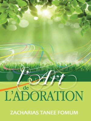 cover image of L'Art de L'Adoration