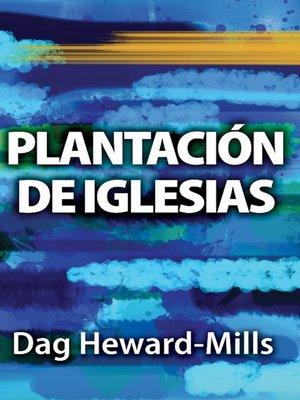 cover image of Plantación de iglesias