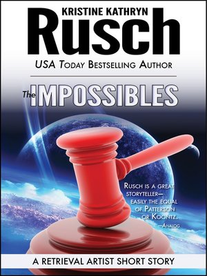 cover image of The Impossibles