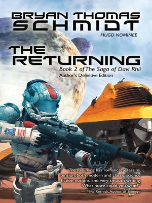 cover image of The Returning