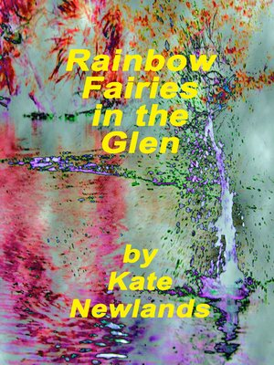 cover image of Rainbow Fairies in the Glen
