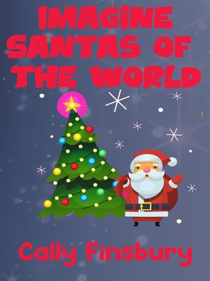 cover image of Imagine Santas of the World