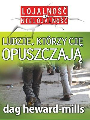 cover image of Ludzie, Którzy Cię Opuszczają