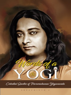 cover image of Words of a Yogi