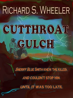 cover image of Cutthroat Gulch