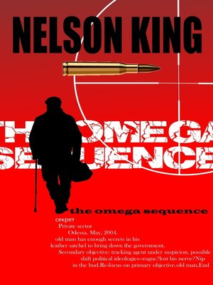 cover image of The Omega Sequence