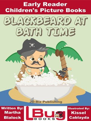 cover image of Blackbeard at Bath Time