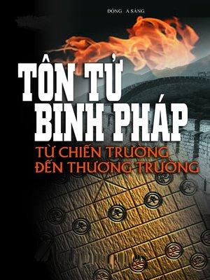 cover image of Tôn Tử binh pháp