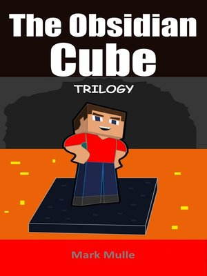 cover image of The Obsidian Cube Trilogy