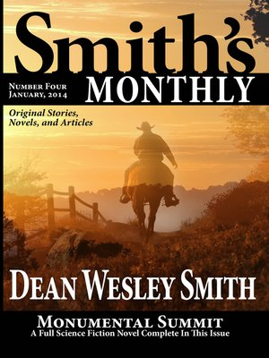 cover image of Smith's Monthly #4