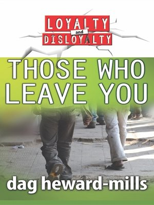 cover image of Those Who Leave You