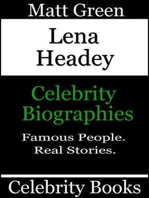 cover image of Lena Headey