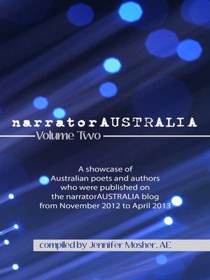 cover image of narratorAUSTRALIA Volume Two