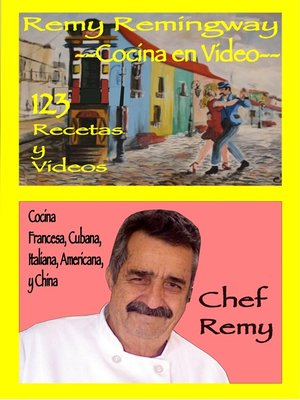 cover image of Cocina En Video