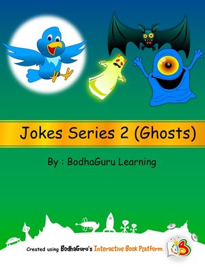 cover image of Jokes Series 2 (Ghosts)