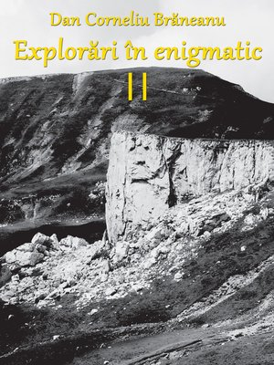 cover image of Explorări în enigmatic