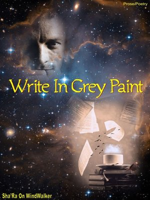 cover image of Write In Grey Paint