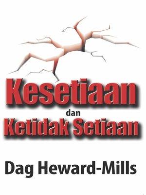 cover image of Kesetiaan dan Ketidak Setiaan