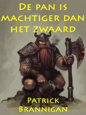 cover image of De pan is machtiger dan het zwaard