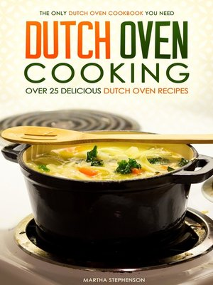 cover image of Dutch Oven Cooking