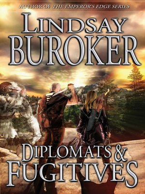 cover image of Diplomats and Fugitives