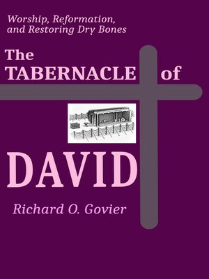 cover image of The Tabernacle of David
