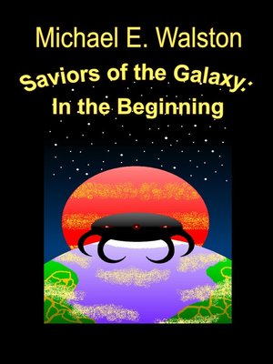 cover image of Saviors of the Galaxy