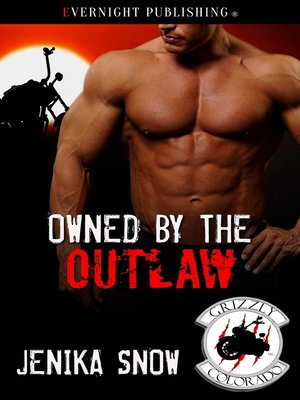 cover image of Owned by the Outlaw