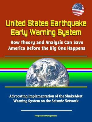 cover image of United States Earthquake Early Warning System