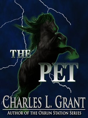 cover image of The Pet