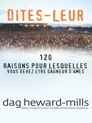 cover image of Dites-Leur