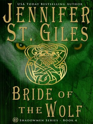 cover image of Bride of the Wolf