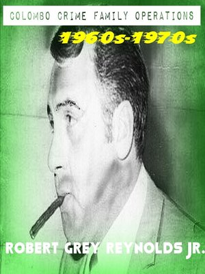 cover image of Colombo Crime Family Operations 1960-1970s