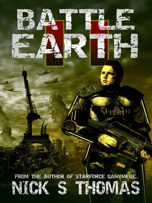 cover image of Battle Earth II (Book 2)