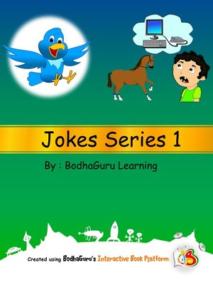cover image of Jokes Series 1