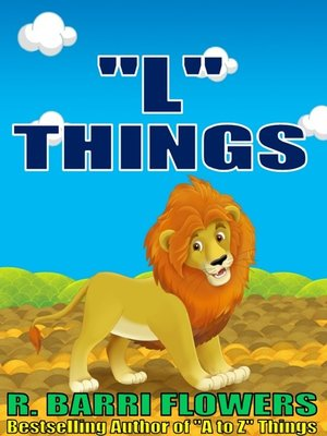 "cover image of ""L"" Things (A Children's Picture Book)"