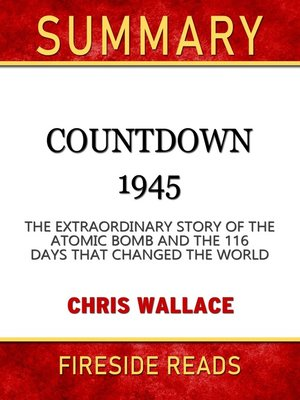 cover image of Summary of Countdown 1945