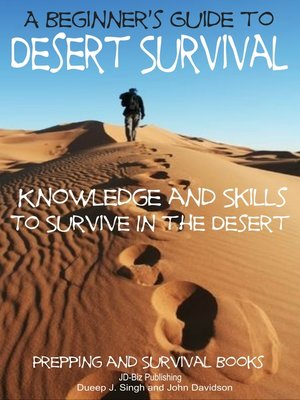 cover image of A Beginner's Guide to Desert Survival Skills