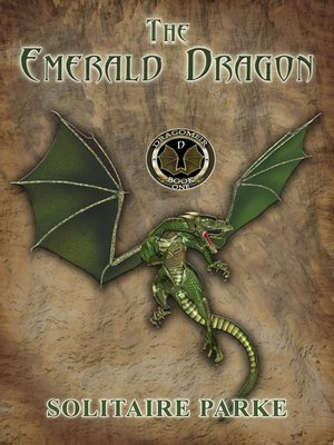 cover image of The Emerald Dragon
