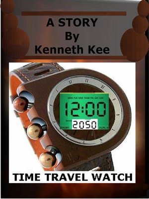cover image of The Time Travel Watch