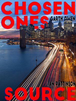cover image of Chosen Ones / Source