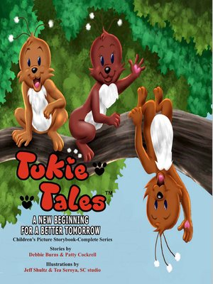 cover image of Tukie Tales Complete Series
