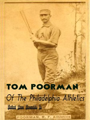 cover image of Tom Poorman of the Philadelphia Athletics