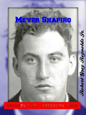 cover image of Meyer Shapiro Brownsville, Brooklyn Thug