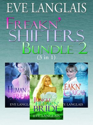 cover image of Freakn' Shifters Bundle 2