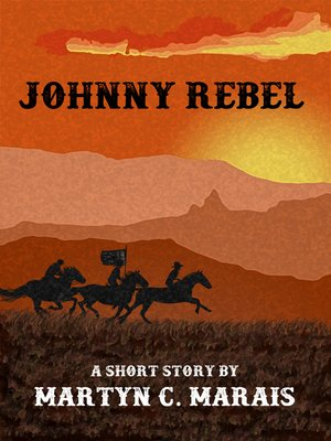 cover image of Johnny Rebel