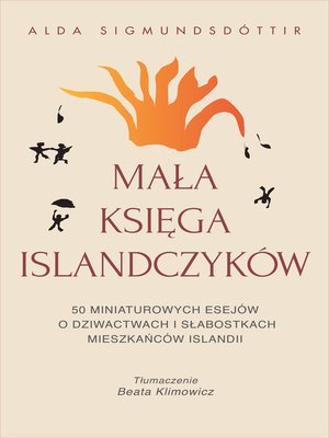 cover image of Mala ksiega Islandczykow