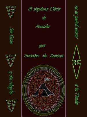 cover image of El Septimo Libro de Amado